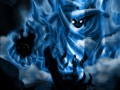 Сусано горит черным пламенем